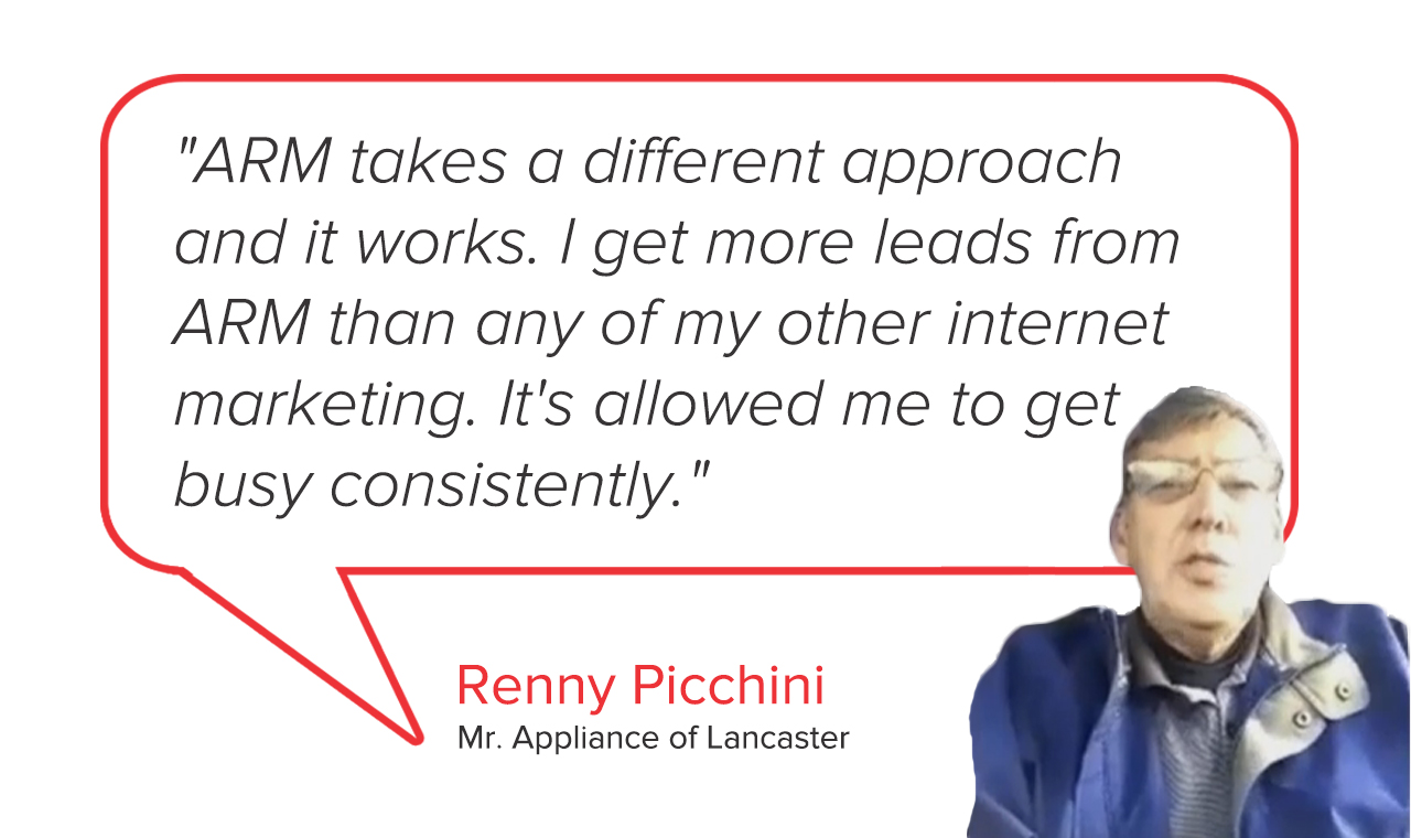 Mr. Appliance of Lancaster | Renny Picchini Testimonial