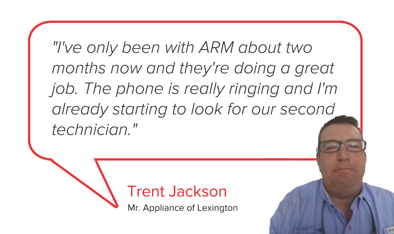 Mr. Appliance of Lexington | Trent Jackson Testimonial